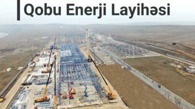 Qobu Elektrik Stansiyası Layihəsi
