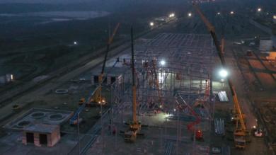 BCC Group - Qobu Elektrik Stansiyası Layihəsi